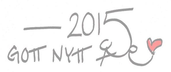 gott nytt år - 2015
